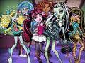 Monster High School spellen