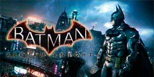 Batman Arkham Ridder